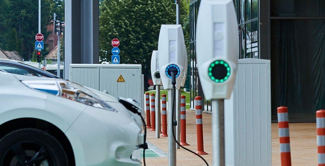 Cargadores de vehículos eléctricos